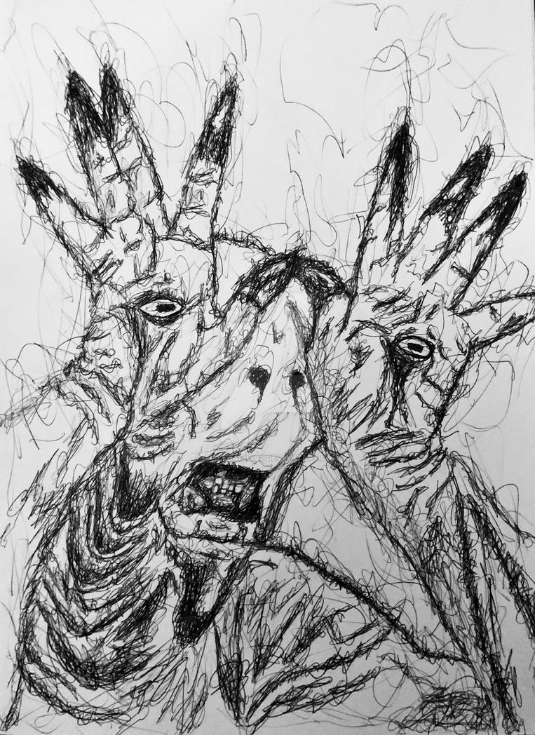 Pale Man By Alicedarkest On Deviantart