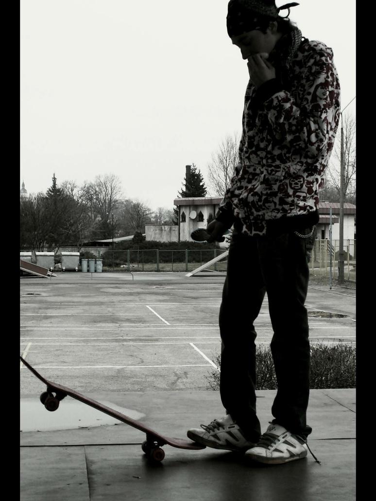 skater II by ludolfina