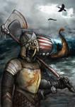 Viking Raiders Landing