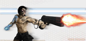 Cyberpunk 01: Wired Reflexes by Buashei