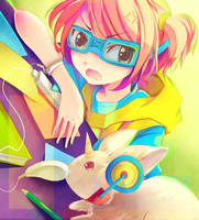 Hey you! by Alie-Reol