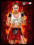 WWE 2K19 - Ronda Rousey