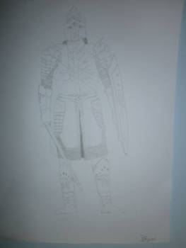 Faramir in armour