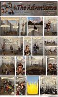 The Adventurers - Arachnophobia by GrandSACHI