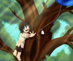 The Runaway Gift by Sayna-Yuki