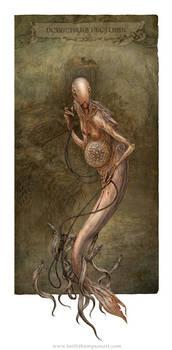 Brood Mermaid by Keithwormwood