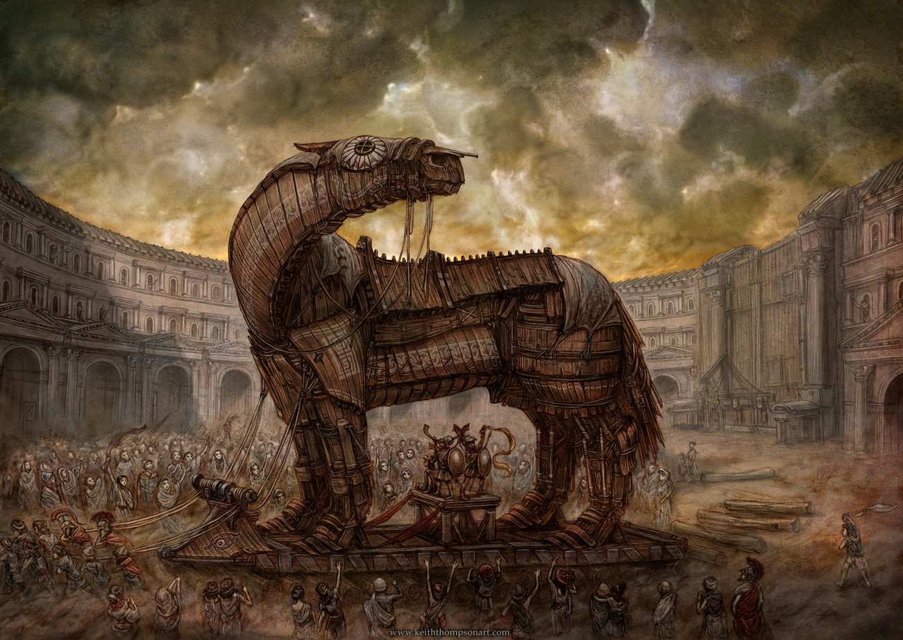 Must see Wallpaper Horse Dragon - Trojan_Horse_by_Keithwormwood  Trends_255683.jpg