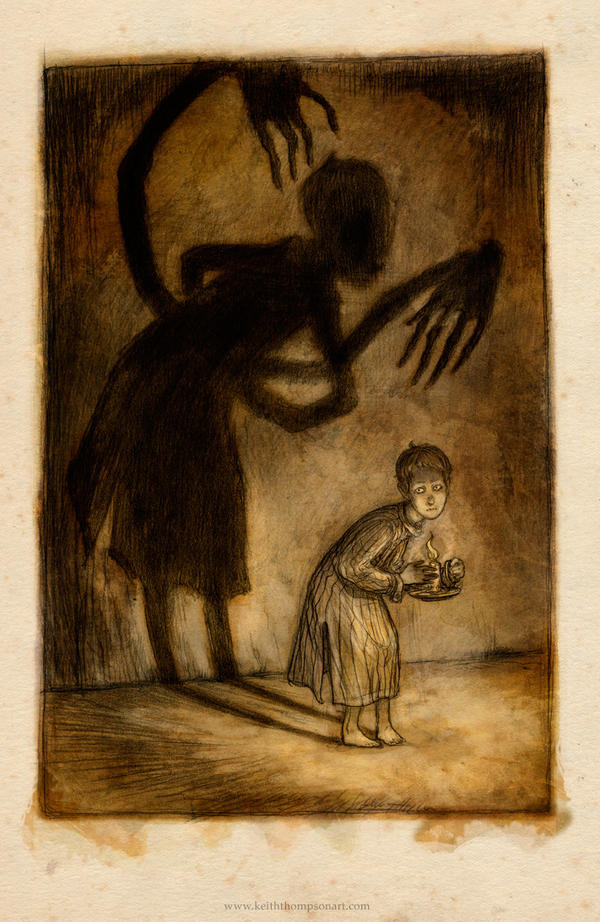 Blackwood print 3 by Keithwormwood