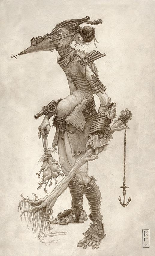 Giant by Keithwormwood