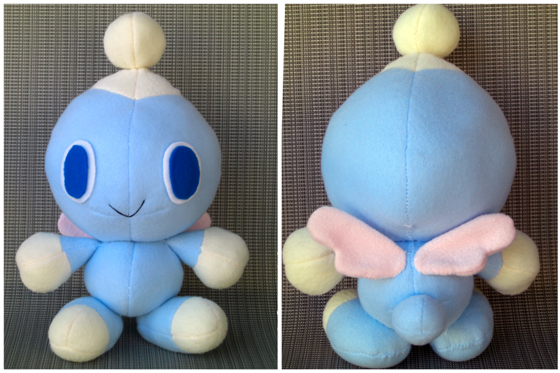 Chao by Patchwork-Shark