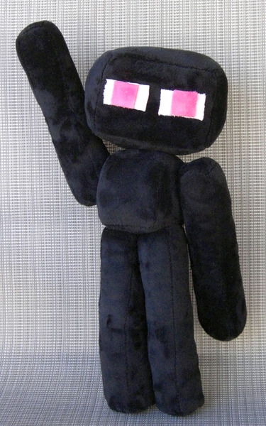 Enderman by Patchwork-Shark