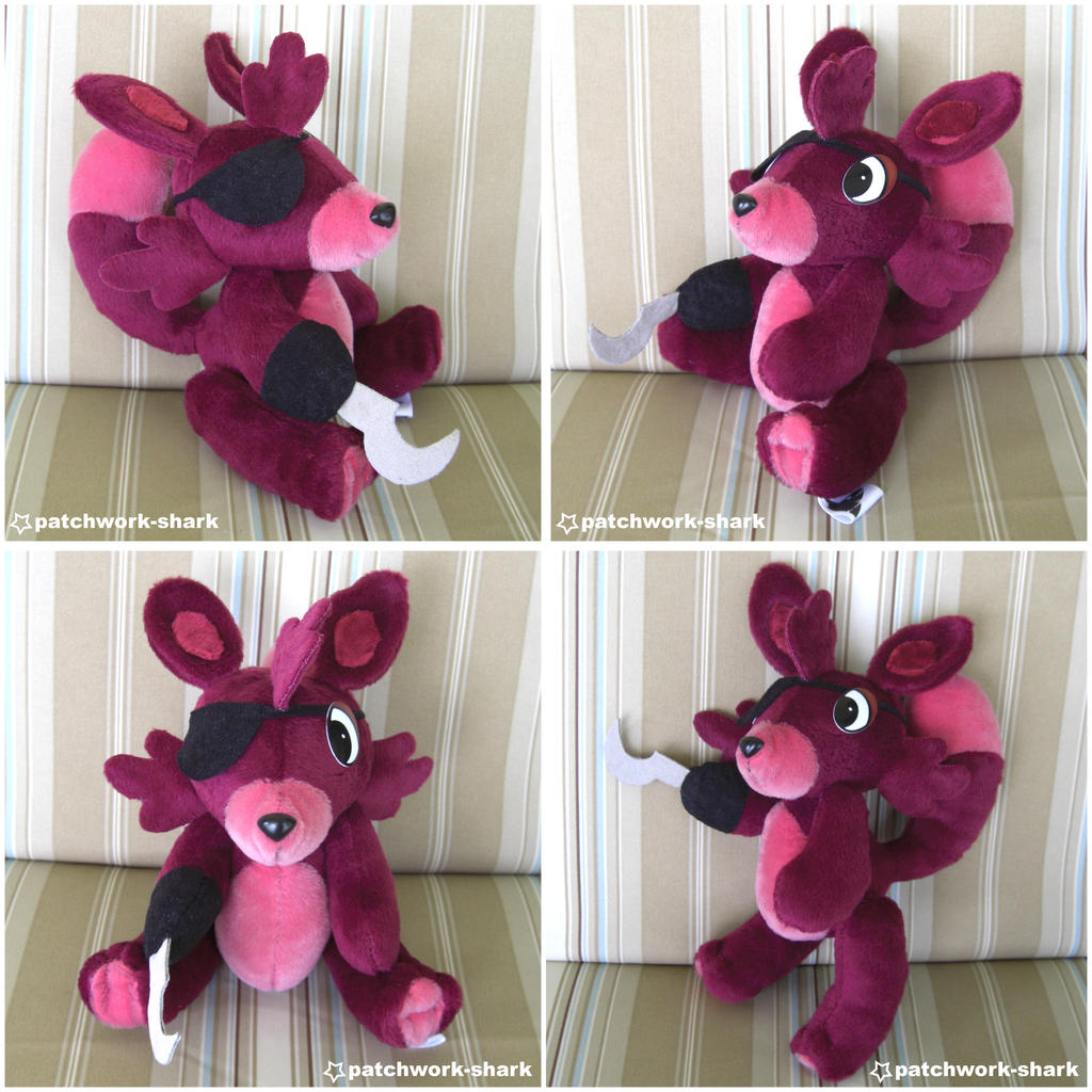 Mangle plushie for sale myideasbedroom com - Best 5 Of Fnaf Plush Toys My Ideas Bedroom Wallpaper Gallery Foxy And Mangle