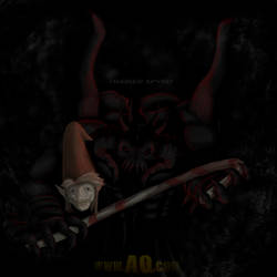 Aqw spine of darkness