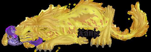 Xanje: Malix and Lena WIP