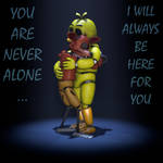 I Will Always Be Here For You (Valentine Exchange)