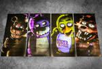 Custom Five Nights at Freddy's Posters! Link Below