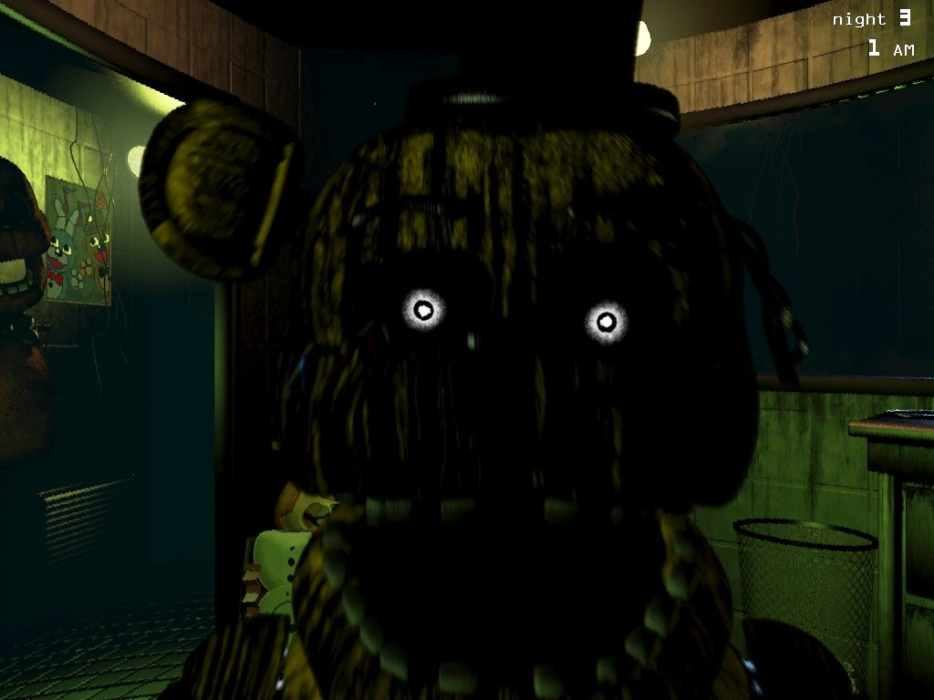 Fnaf3 Is The Most Terrifying Thing Ever By Gold94chica On