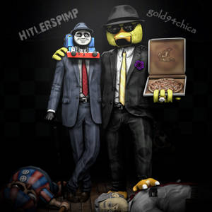 True Pimps: Hitlerspimp and gold94chica