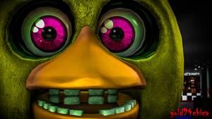 I haz pretty eyes! (SFM Wallpaper)