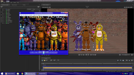 Five Nights at Freddy's Thank You (ABANDONED) by gold94chica