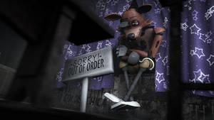 Fate: Alone  (Foxy SFM Wallpaper)