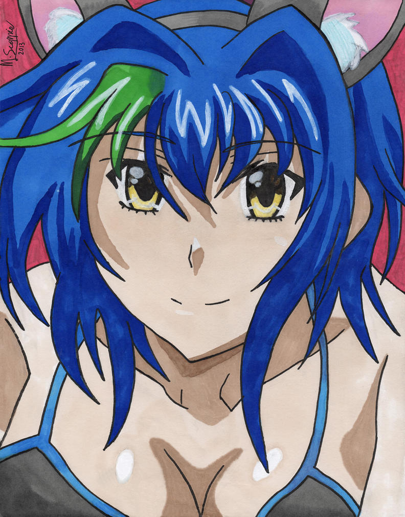 xenovia highschool dxd - photo #27