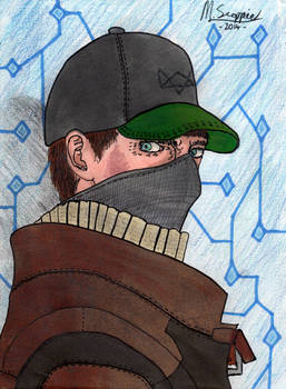 Watch Dogs - Aiden Pearce