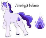 Reformedverse: Amethyst Inferno