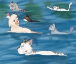 TH: Swimmin Snek Cats