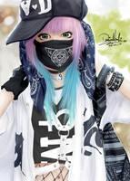 Tokyo Fashion - Senanan by thekawaiione