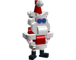Santa Lego by pittstop