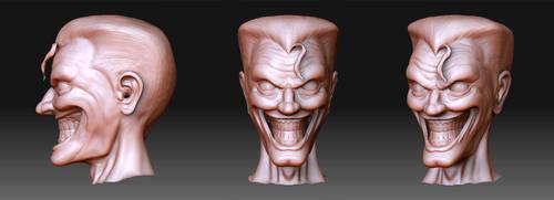 Joker by cdrek1