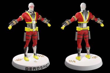 Deadshot by cdrek1