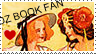 Fan of OZ Novels Stamp by Musapan