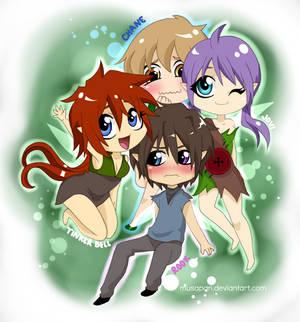 The Fairy Cast