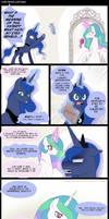 Luna Reads Cupcakes