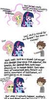 Equestria Girls vs Bronies