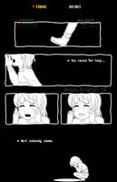 but somebody came - Page 01 [Undertale] by Musapan
