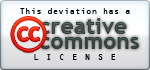 Creative Commons Stamp 1.0 by Gyurci73