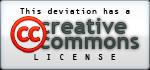 Creative Commons Stamp 1.0 by Gyurci73