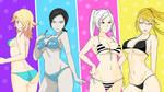 Super smash summer girls