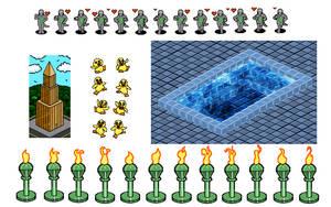 Pixel Art Anim BG