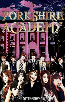 Yorkshire Academy (Wattpad Book Cover) by angelkim014 on