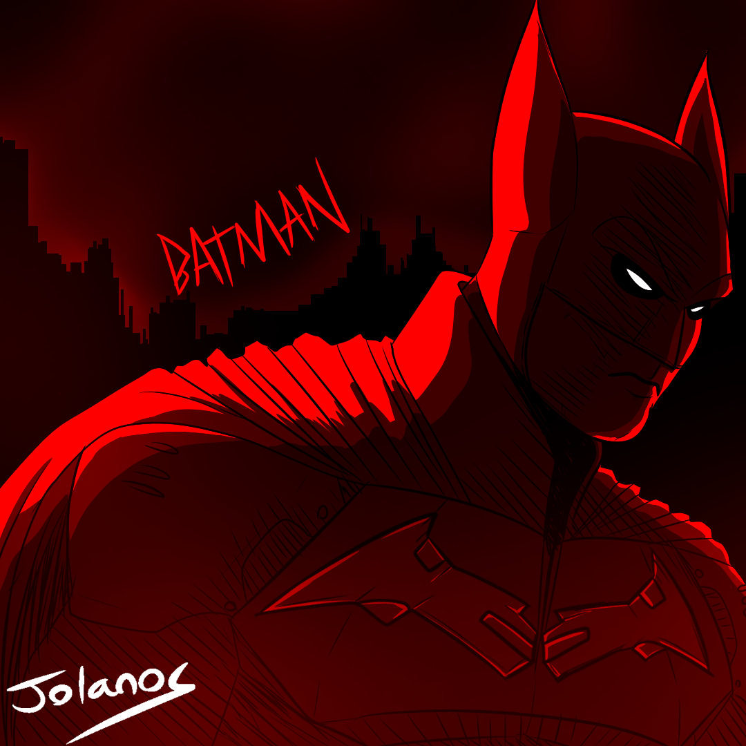 The Batman 2021 by Jolanos on DeviantArt