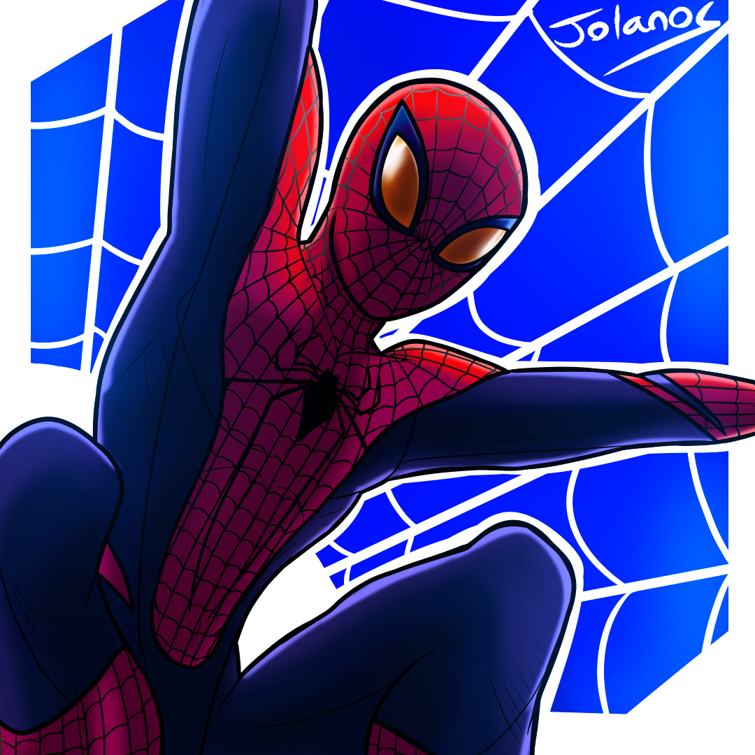 The Amazing Spider Man 2012 By Jolanos On Deviantart