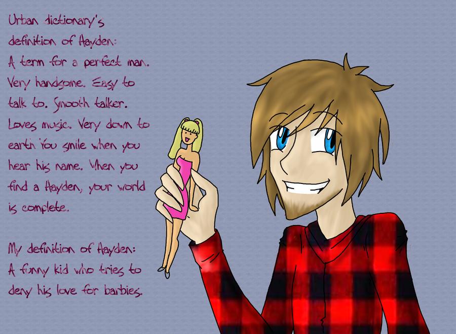 Definition Of Hayden By Dannyphantomfanatic ...