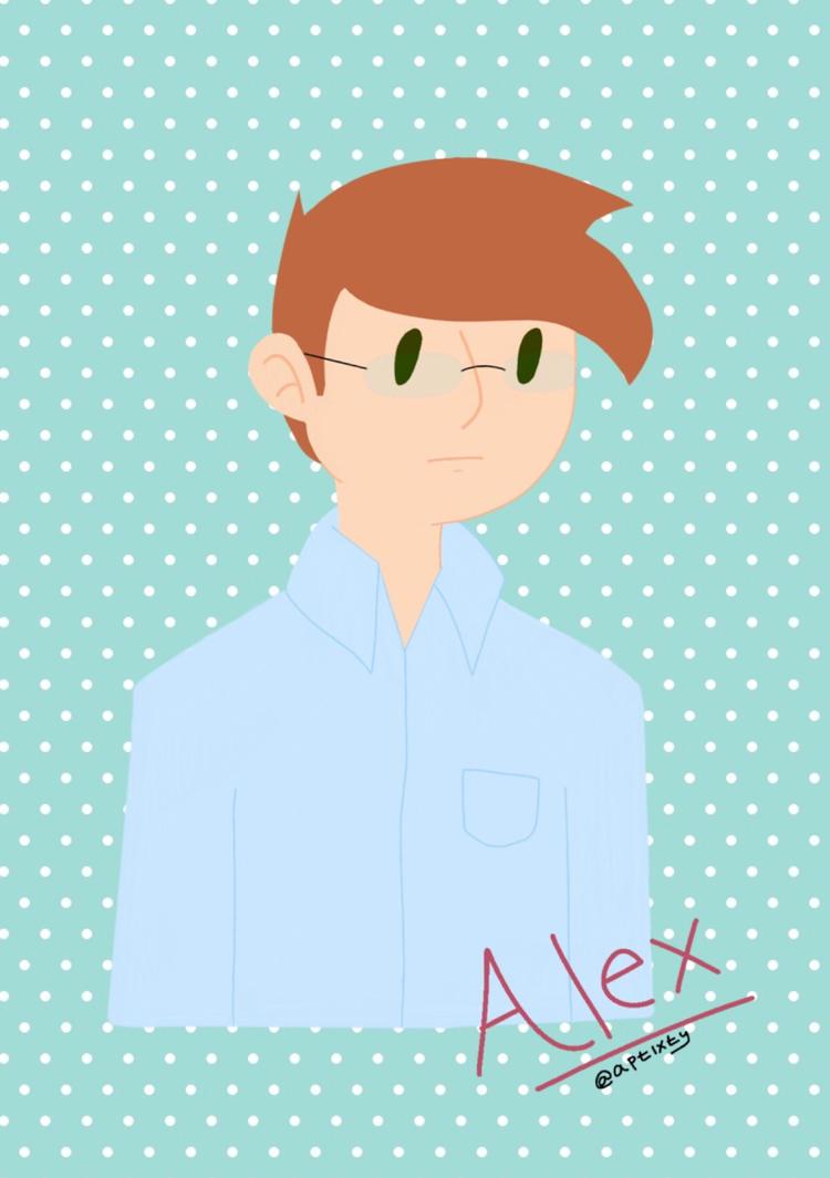 Alex! by aptixty