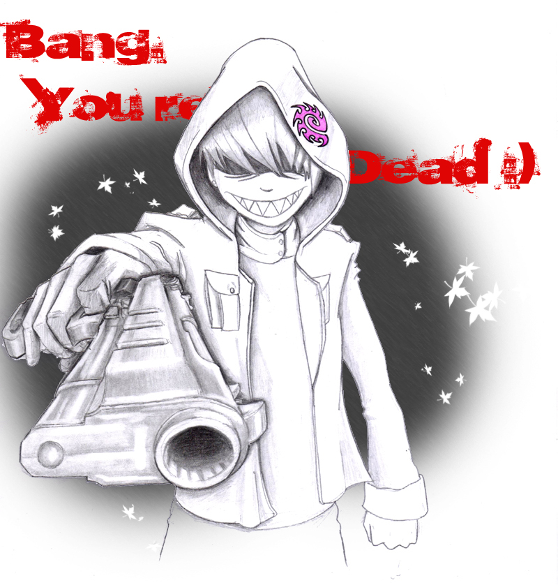 Bang! by SC2Battousai