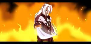 Sephiroth from Final Fantasy VII