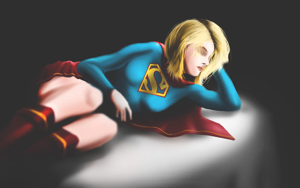 Supergirl by SC2Battousai